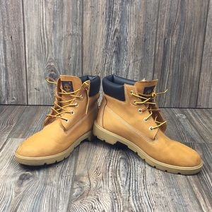 Timberland Waterproof Work Boots Men's Size 7 Used
